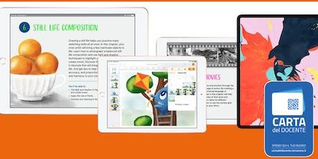 Ispira la tua classe con iPad! Teacher Briefing Tour - Cantù biglietti