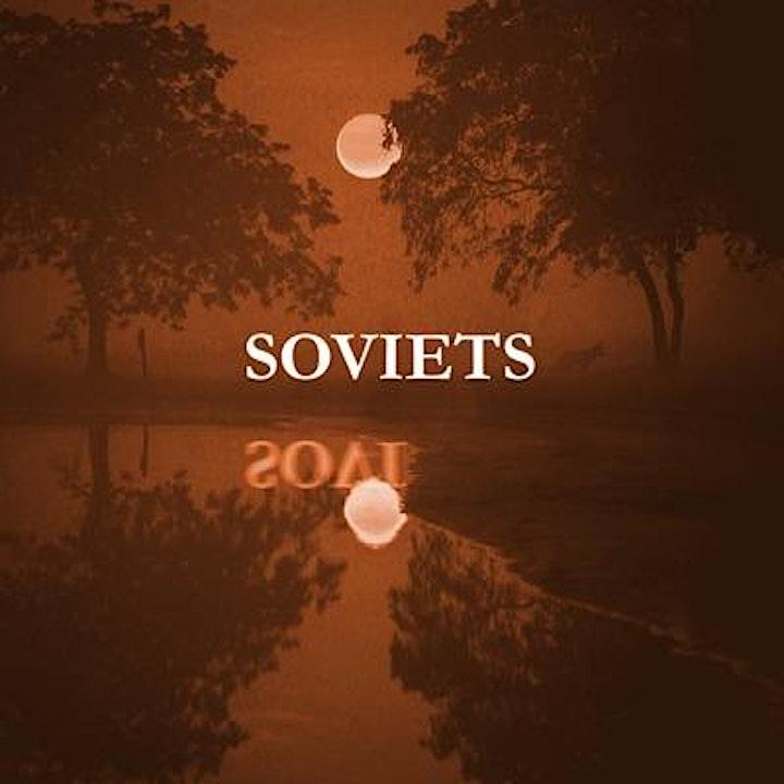 Imagen de SOVIETS en concert Sala LUZ DE GAS