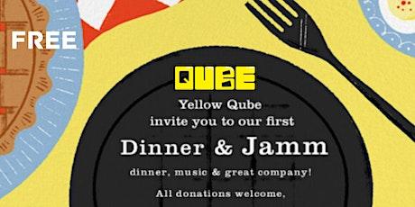 Community Dinner & Jamm tickets