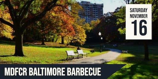 MDFCR Baltimore Barbecue
