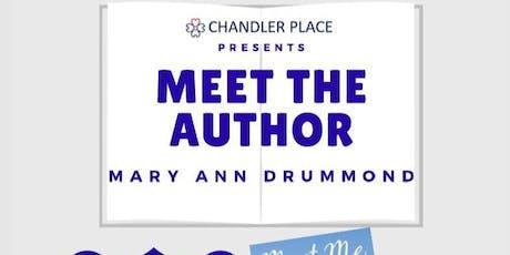Mary Ann Drummond: Meet the Author tickets