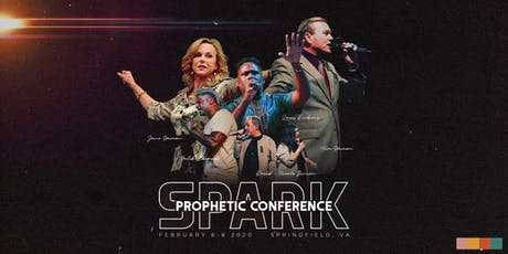 SPARK PROPHETIC CONFERENCE tickets