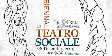 """""""RELAZIONE DI CURA, CURA NELLA RELAZIONE"""" - Workshop di Comicoterapia - II BIENNALE di TEATRO SOCIALE biglietti"""