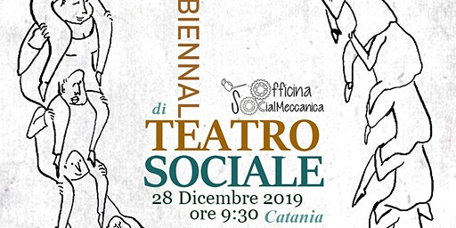 """""""RELAZIONE DI CURA, CURA NELLA RELAZIONE"""" - Workshop di Comicoterapia - II BIENNALE di TEATRO SOCIALE"""