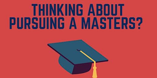 Graduate Studies at York University Seminar