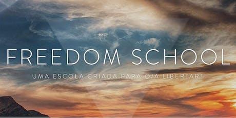 """Sessão de Esclarecimentos do Curso """"Freedom"""" Nível I, com Palestra Porto bilhetes"""