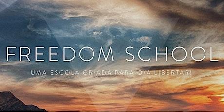 """Sessão de Esclarecimentos do Curso """"Freedom"""" Nível I, com Palestra Lisboa bilhetes"""