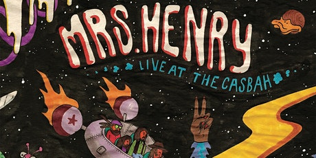 Mrs. Henry, The Bassics, Burden Feathers, Puerto + Operation:MINDBLOW tickets
