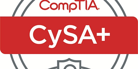 CompTIA Cybersecurity Analyst+ (CySA+) Certification Training, includes exam tickets