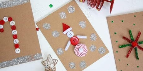 Christmas Cards, Cookies And Cocoa tickets