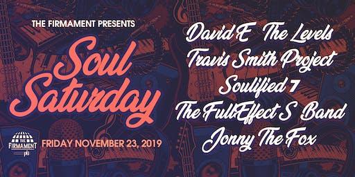 Soul Saturday | 11.23.19
