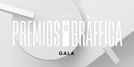 GALA – Festival Premios Gràffica 2019 entradas