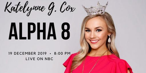 Miss America Watch Party