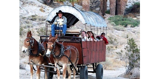 Covered Wagon Adventure with BBQ (12-27-2019 starts at 4:00 PM)