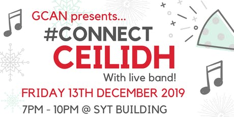 #CONNECT CEILIDH! tickets