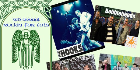 The HOOKS, The Bobbleheads, McCraes Battalion, Another Tangent tickets