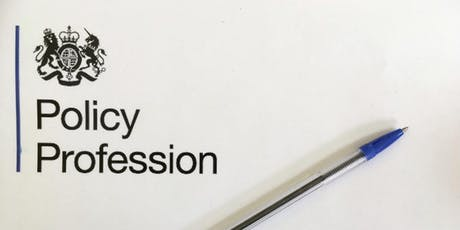Welcome to Policy: Your Induction Into the Civil Service Policy Profession tickets