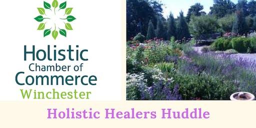 December Holistic Healers Huddle