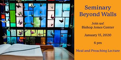 Seminary Beyond Walls - San Antonio Texas tickets