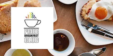 Pride Breakfast Club - Let's talk about STICKS & STONES tickets