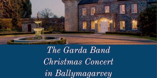 The Garda Band at Ballymagarvey Village