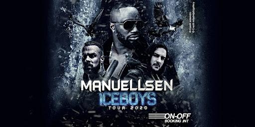 Manuellsen Ice Boys Tour 2020 - Hamburg