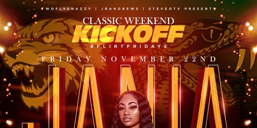 Classic weekend at Mai Thai hosted by Jania