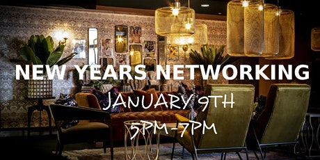 Gee's Connecting Businesses New Year Networking Event with Bliss Hotel!! tickets