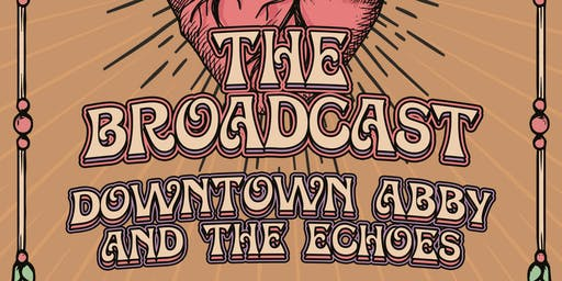 New Years Eve! The Broadcast with Downtown Abby & the Echos