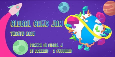 Global Game Jam Trento 2020 biglietti
