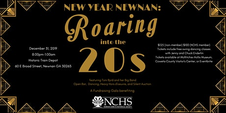 NCHS New Year's Eve Gala: New Year Newnan Roaring Into the 20s tickets