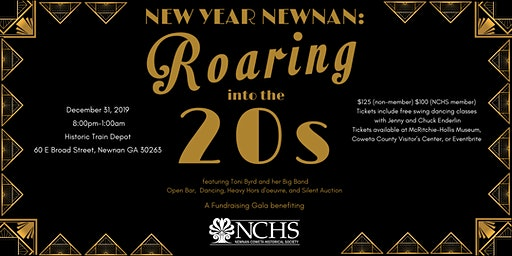 NCHS New Year's Eve Gala: New Year Newnan Roaring Into the 20s