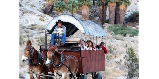 Covered Wagon Adventure (2019-12-23 starts at 4:00 PM)