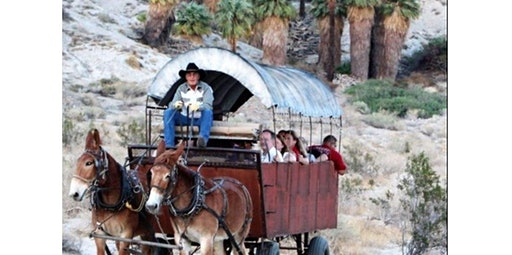 Covered Wagon Adventure (12-23-2019 starts at 4:00 PM)