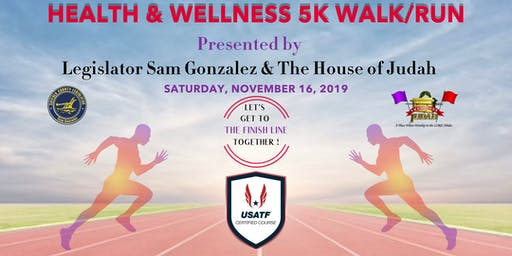 Health & Wellness 5k Walk/Run