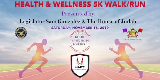 Health & Wellness 5k Walk/Run