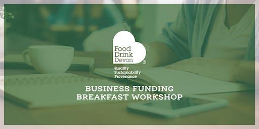Business Funding Workshop