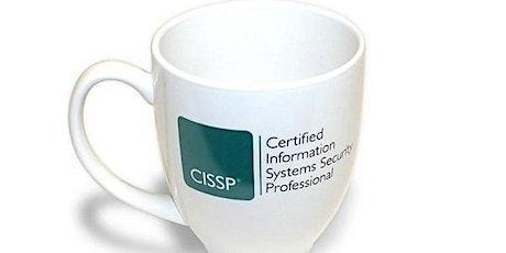 CISSP Certification Training, includes Exam tickets