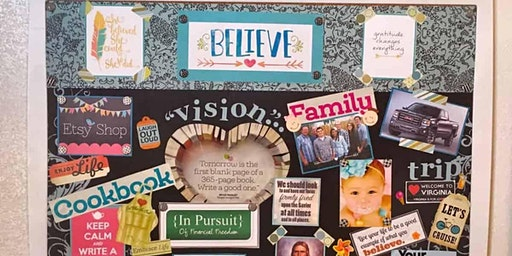 Clarity 2020: A Vision Board Workshop