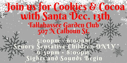 Verity Health Center's Cookies With Santa