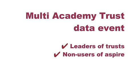 Pupil tracking (Primary), an introduction for Multi Academy Trust LONDON tickets