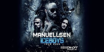 Manuellsen Ice Boys Tour 2020 - Hannover
