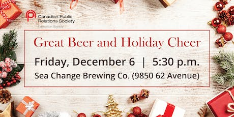 Great Beer and Holiday Cheer tickets