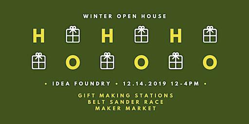 Holiday Maker Market and Gift Workshop