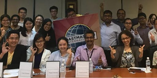 The Pasirisians Toastmasters Club Chapter Meeting