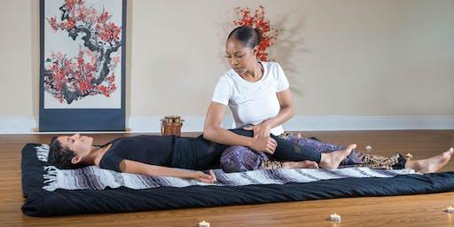 Introduction to Vedic Thai Bodywork with Ann-Marie Wilson, LMT, YRT