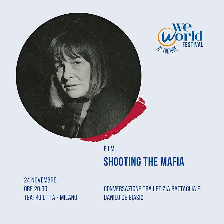 Immagine Letizia Battaglia – Shooting the mafia