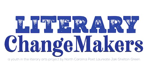 Literary ChangeMakers Youth in the Literary Arts Sponsor