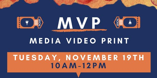 MVP Marketing Event (Media - Video - Print)
