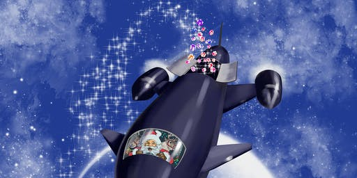 Hypersonic Santa - Santa's Sleigh Technology Revealed